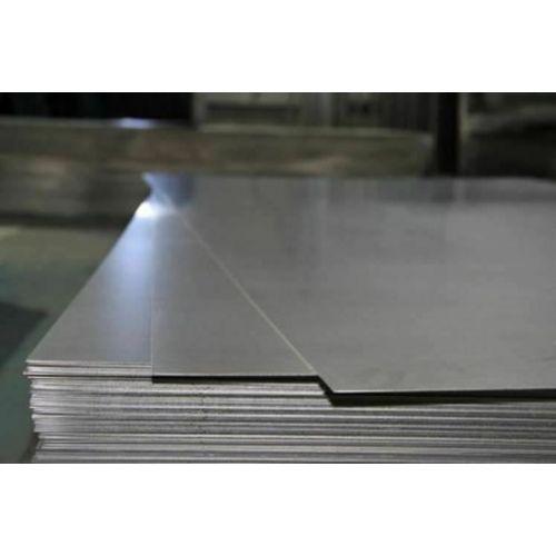 Titaniumplade kvalitet 5 4 mm plade 3.7165 Titaniumplade skåret 100 mm til 2000 mm