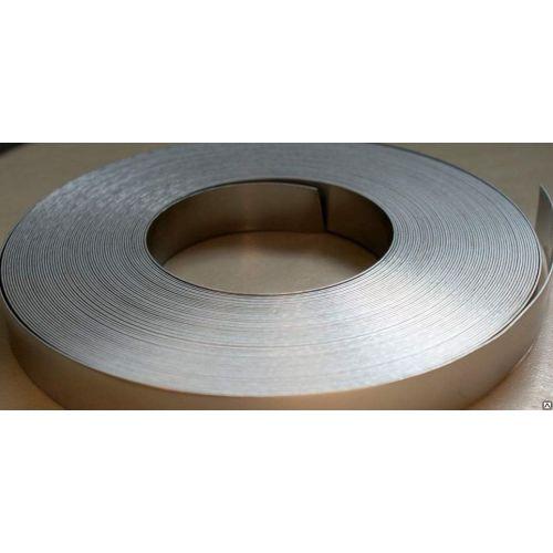 Tape pladebånd 1x6mm til 1x7mm 1.4860 Nichrome folie tape fladtråd 1-100 meter,  Nikkellegering