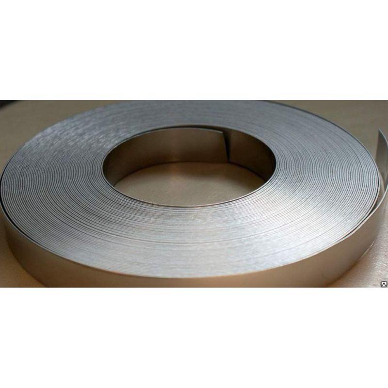 Tape pladebånd 1x6mm til 1x7mm 1,4860 nichrome folie tape fladtråd 1-100 meter, nikkel legering