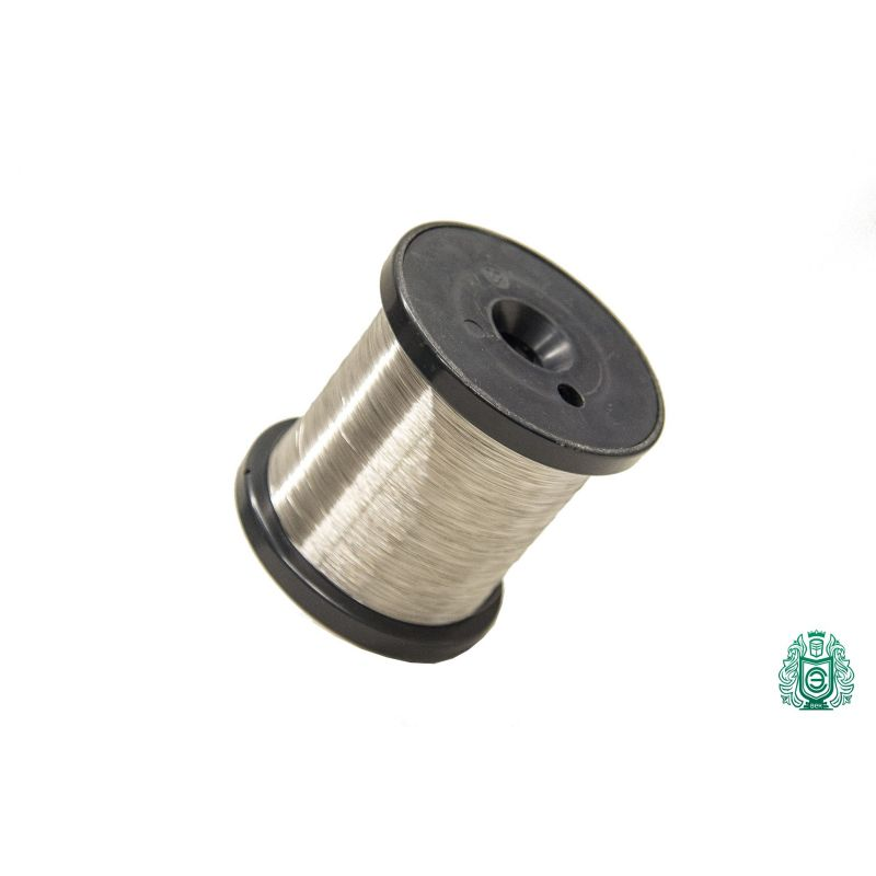 Nikkeltråd 0,1-5 mm 99,6% ren tråd Ni200 tommer varmetråd Nikkel 1-500 Met, nikkellegering