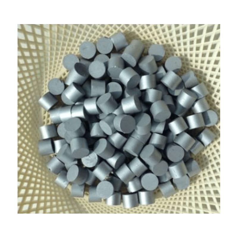 Rheniummetal 99,98% rent metalmetalelement Renium Re Element 75, metaller sjældne