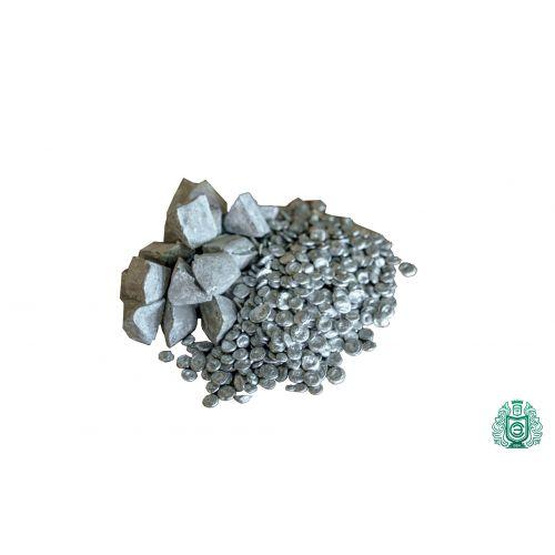 Zink Zn renhed 99,99% rå zink rent metalelement 30 pyramider 10gr-5kg,  Sjældne metaller