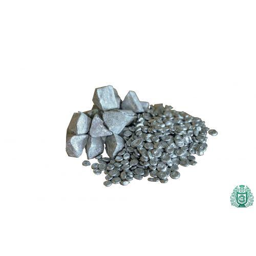 Zink Zn renhed 99,99% rå zink rent metalelement 30 pyramider 10gr-5kg, metaller sjældne