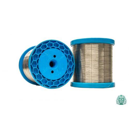Kanthal wire 0,05-2,5 mm varmetråd 1,4765 Kanthal D modstandstråd 1-100 meter, nikkellegering