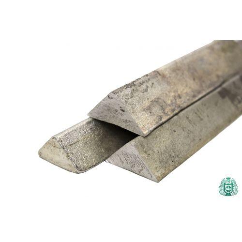 Babbitt bærende metal wm80 hvide metal kuglelejer støbning barre 5gr-2kg.05-10oz, metaller sjældne
