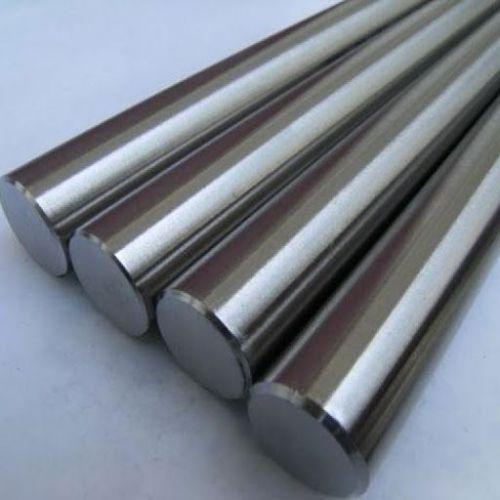 Niobium-rund stang 99,9% fra Ø 2mm til Ø 120mm Niobium Nb Element 41,  Sjældne metaller