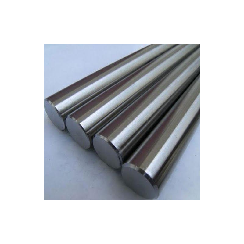 Niobium metal rund stang 99,9% fra Ø 2 mm til Ø 120 mm Niobium Nb element 41, metaller sjældne