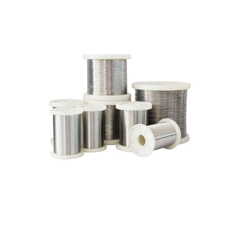 Zirkoniumtråd 99,9% 0,1-5 mm metalelement 40 rent metalzirkonium, sjældne metaller