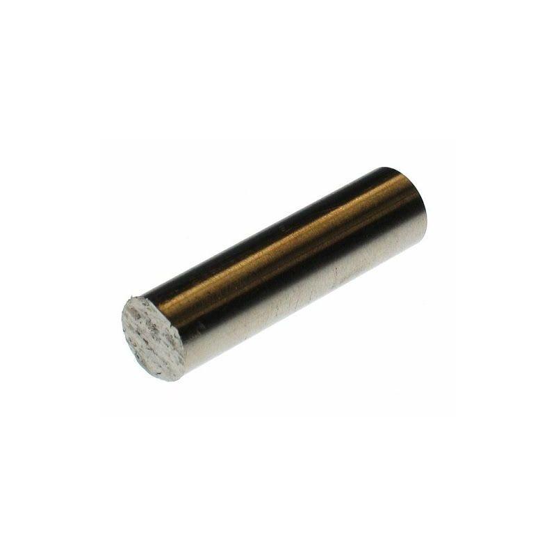 Zirkonium metal rund stang 99,9% fra Ø 2 mm til Ø 120 mm Zirconium Zr Element 40, metaller sjældne