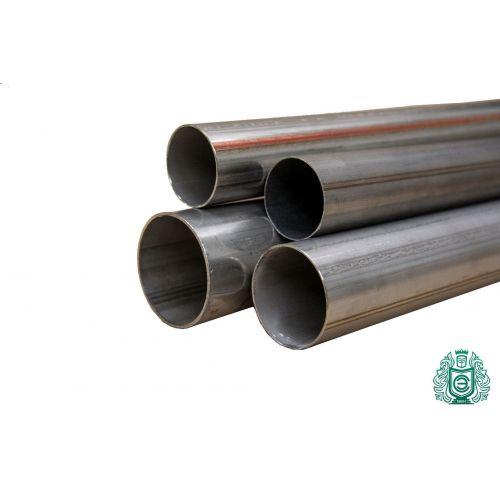 Rustfrit stålrør Ø 50x1.2-65x1mm 1.4828 rundt rør 309 V2A udstødningsrækning 0,25-2 meter, rustfrit stål