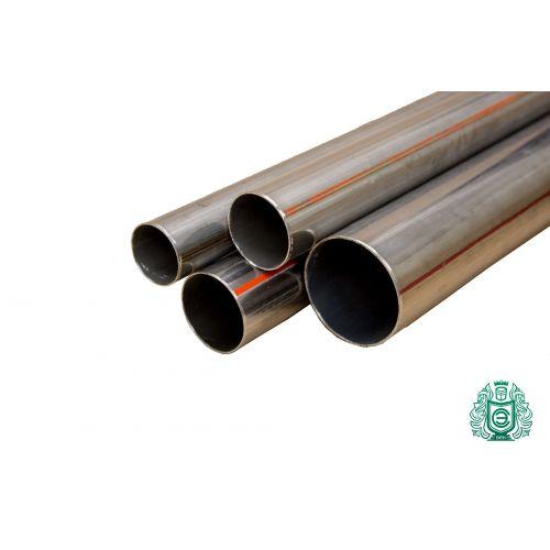 Rustfrit stålrør 42x4.8-48x5mm 1.4845 Aisi 310S 0.25-2 meter vandrør rundt rør metal konstruktion,  rustfrit stål
