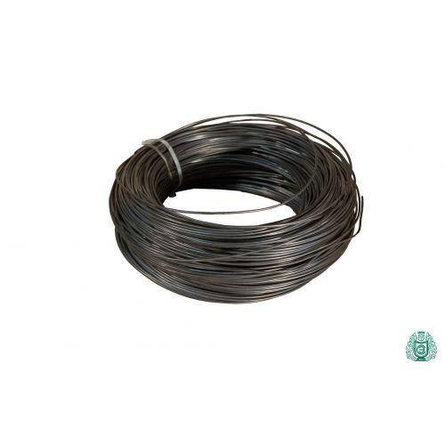 Aluminiumstråd 0,2-5 mm termoelement (2.4122 / Aisi - NiMn3Al / KN Nisil) 1-50m, nikkellegering