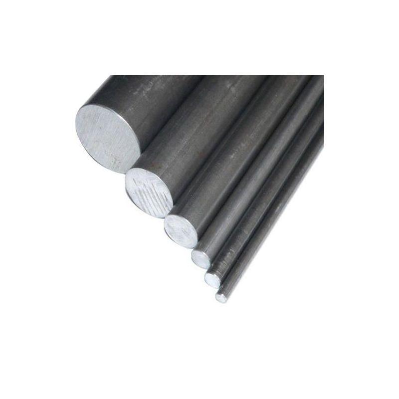 Stangstål Ø0.4-110mm rundstang Stang Fe rundt materiale 0,1-2 meter, stål