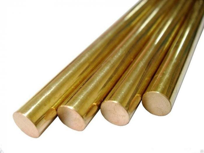 Bronze rund stang. Funktioner og anvendelse